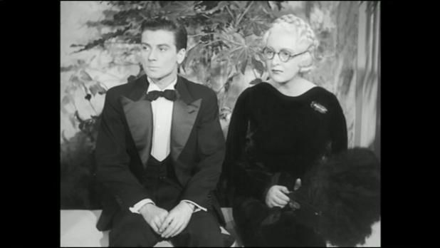 Noix de coco (1939) de Jean Boyer : Loulou découvre qui est sa femme ...