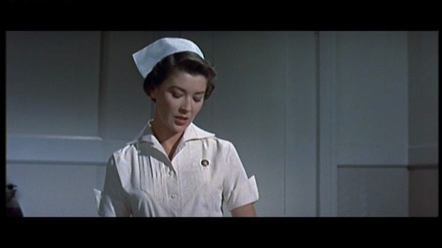 Virginia Leith dans Violent saturday