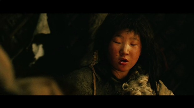 Jamukha enfant dans Mongol