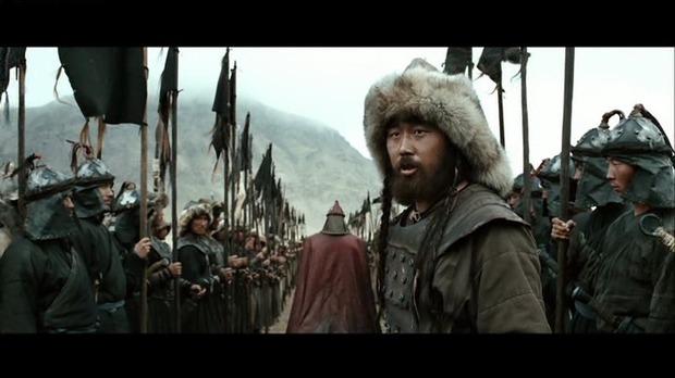 Mongol : Batu Huntun est Altan