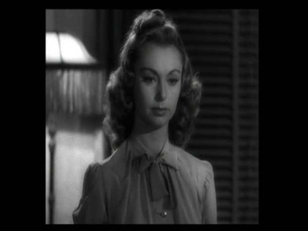 Jean Heather dans Double indemnity
