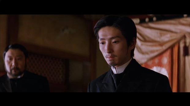 Le dernier samouraï : Shichinosuke Nakamura