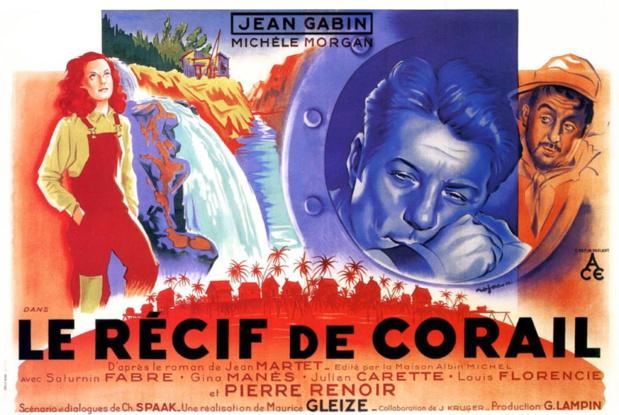 Le récif de corail (1939) de Maurice Gleize : la maladie de Lilian