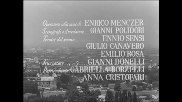 Le amiche (Femmes entre elles, 1955) de Michelangelo Antonioni : la fin