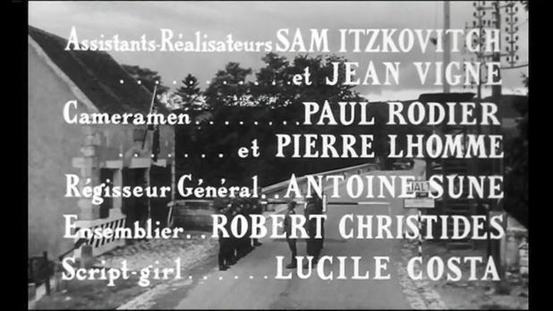 Fortunat (1960) d'Alex Joffé : le début