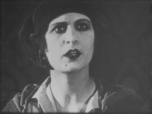 La guerre sans armes ou Espionnage (1929) de Jean Choux : Geneviève accepte la mission