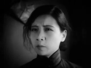 神女 (La divine, 1934) de 吳永剛  吴永刚 (Wu Yonggang) : la mère tue le proxénète