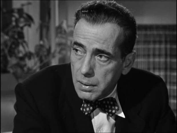 Humphrey Bogart dans In a lonely place