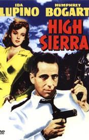 Pour le rôle tenu par Bogart dans High sierra, avait d'abord été pressenti l'acteur George Raft