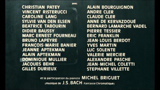 L'argent (1983) de Robert Bresson : le cambriolage