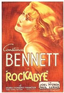 Rockabye, avec Constance Bennett