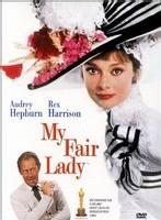 My fair lady, d'après un livre de George Bernard Shaw intitulé Pygmalion