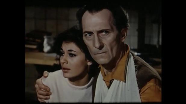 Island of terror (L'île de la terreur, 1966) de Terence Fisher : les silicates attaquent (HD)