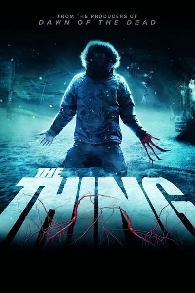 The thing (2011) de Matthijs van Heijningen Junior : Kate détruit la créature