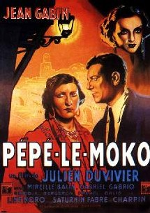 Pépé le moko (1937), de Julien Duvivier