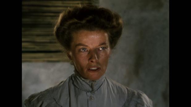 The African Queen (L'Odyssée de l'African Queen, 1951) de John Huston : Rose veut couler un cuirassé allemand (HD)