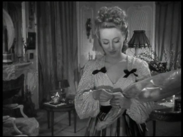 Anne Belval dans La fiancée des ténèbres
