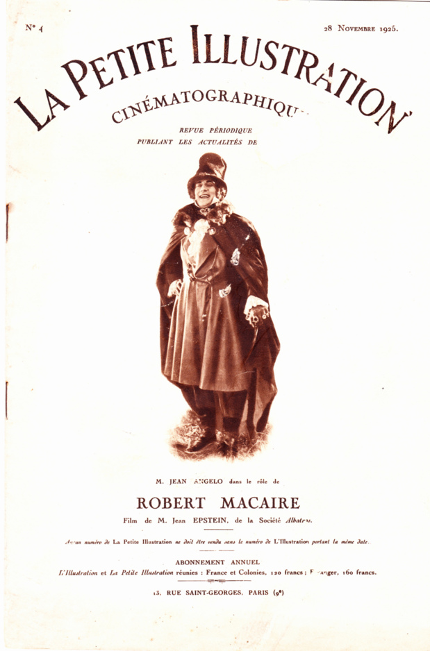 Robert Macaire, version intégrale