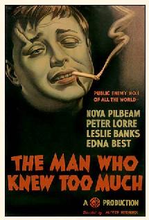 The man who knew too much : l'enfant que les espions enlèvent, est une fille, alors que, dans le remake américain, c'est un garçon