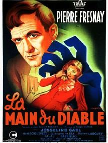 La main du diable comporte certains passages qui rappellent un film muet de Maurice Tourneur, L'oiseau bleu