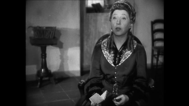 Le baron fantôme (1943) de Serge de Poligny : Hervé emmène Anne (HD)