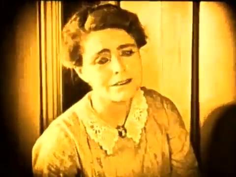 The third alarm (1922) d'Emory Johnson : le bébé sacrifié; et l'incendie