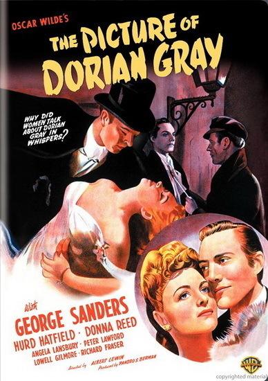 A propos du Portrait de Dorian Gray