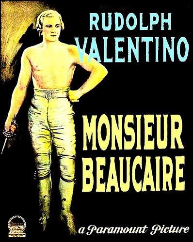René Clair défend Rudolph Valentino