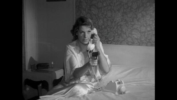 Madeleine Robinson dans Minuit ... Quai de Bercy