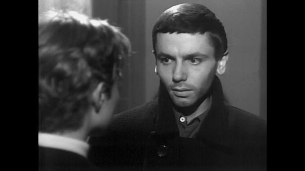 Claude Romain dans le film Minuit ... Quai de Bercy