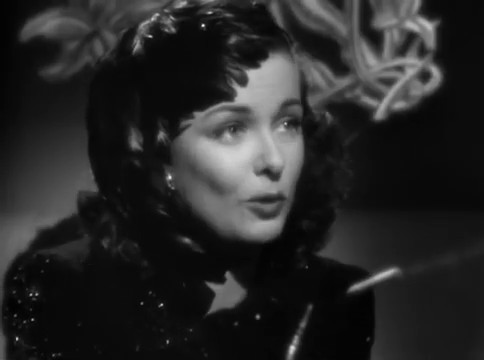 Joan Bennett dans le film La femme au portrait