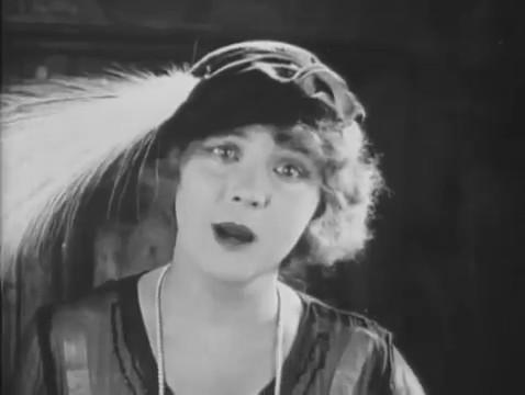 Gladys Leslie dans le film Haldane of the secret service