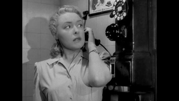 Ann Richards dans le film Sorry, wrong number