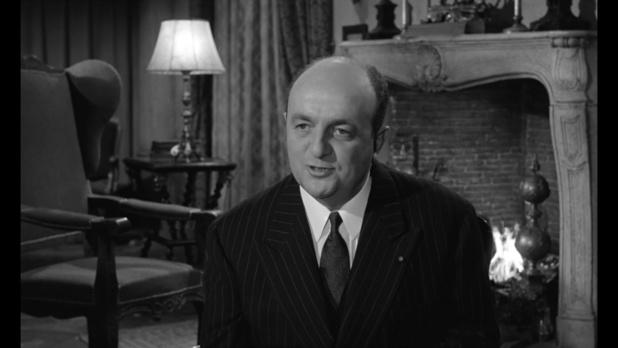 Bernard Blier dans le film Le président (1961) de Henri Verneuil