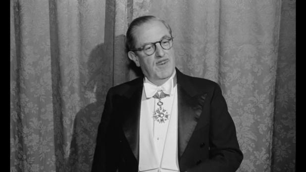 Henri Crémieux dans le film Le président (1961) de Henri Verneuil