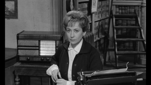 Renée Faure dans Le président (1961) de Henri Verneuil
