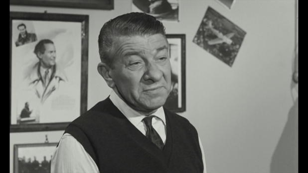 Robert Dalban dans Le baron de l'écluse