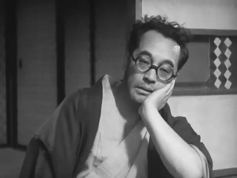Denjirô Ôkôchi dans Monsieur Shosuke Ohara (1949)