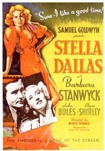 Stella Dallas, dont il existe aussi une version muette, signée Henry King