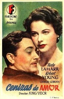 Une affiche espagnole de H.M. Pulham, Esq