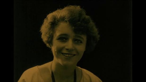Susy Lilé dans le film Haceldama ou le prix du sang