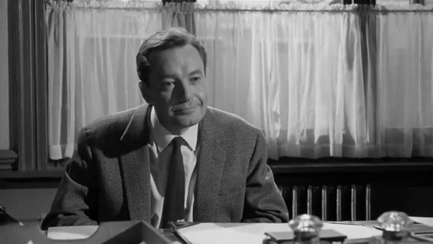 Charles Tingwell dans le film Murder at the Gallop (Meurtre au galop, 1963) de George Pollock