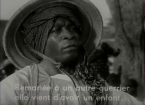 Habib Benglia dans le film L'homme du Niger (1940) de Jacques de Baroncelli