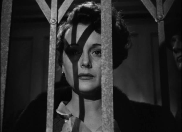 Mary Astor dans le film The maltese falcon  (Le faucon maltais, 1941) de John Huston