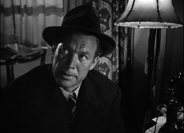 Ward Bond dans The maltese falcon  (Le faucon maltais, 1941) de John Huston