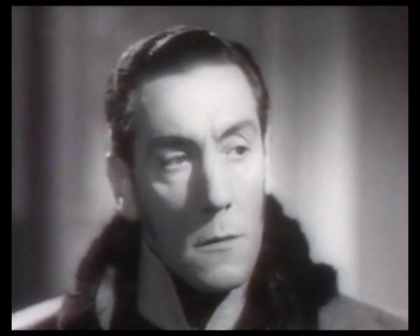 Jacques Varennes dans le film Le patriote (1938) de Maurice Tourneur