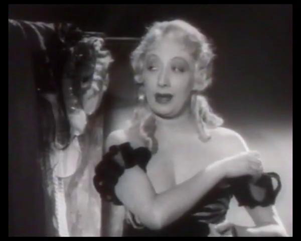 Suzy Prim dans le film Le patriote (1938) de Maurice Tourneur