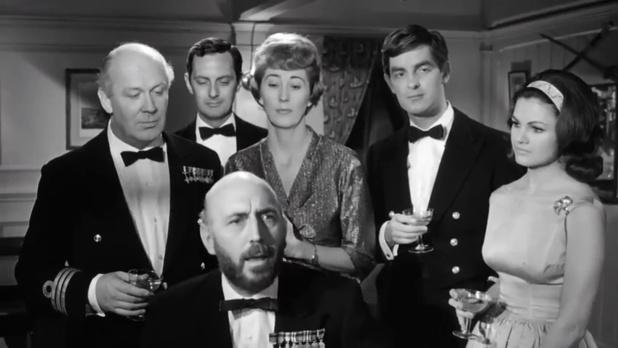 Image du film Murder ahoy (Passage à tabac, 1964) de George Pollock