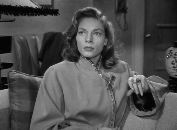 Lauren Bacall est Irene dans Dark passage (Les passagers de la nuit, 1947) de Delmer Daves