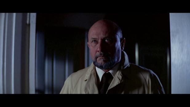 Donald Pleasance dans le film Halloween (La nuit des masques, 1978) de John Carpenter
